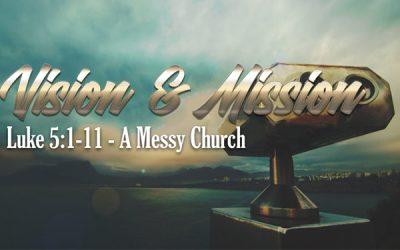 A Messy Church