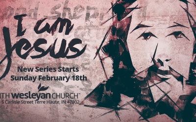 New Series Starting – I Am Jesus