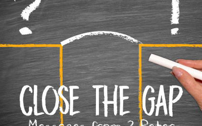 Close The Gap: Part 1