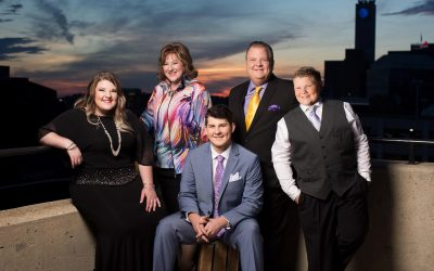 Southern Gospel Concert with the Mark Dubbeld Family