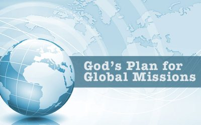 God's Plan for Supporting Global Missions