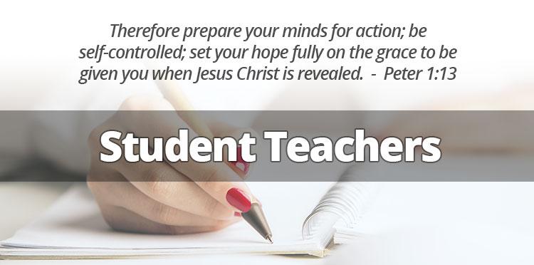 student-teachers
